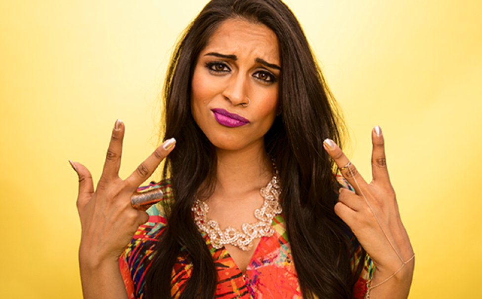 Inspirational Influencer: YouTube Sensation Lilly Singh