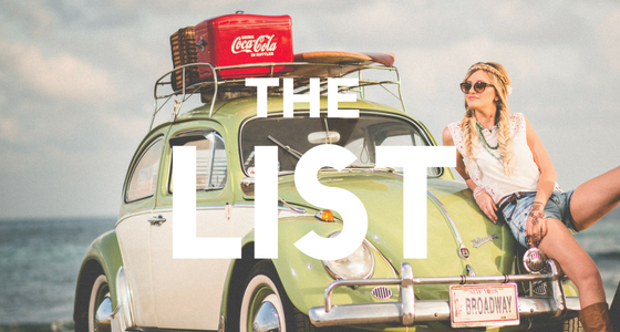 The List: The best of the best in social media