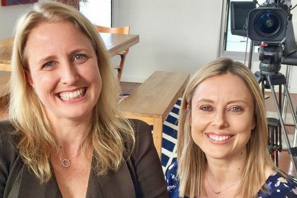 Our client Kristy Carr from Bubs Australia shares her success story on 60 minutes