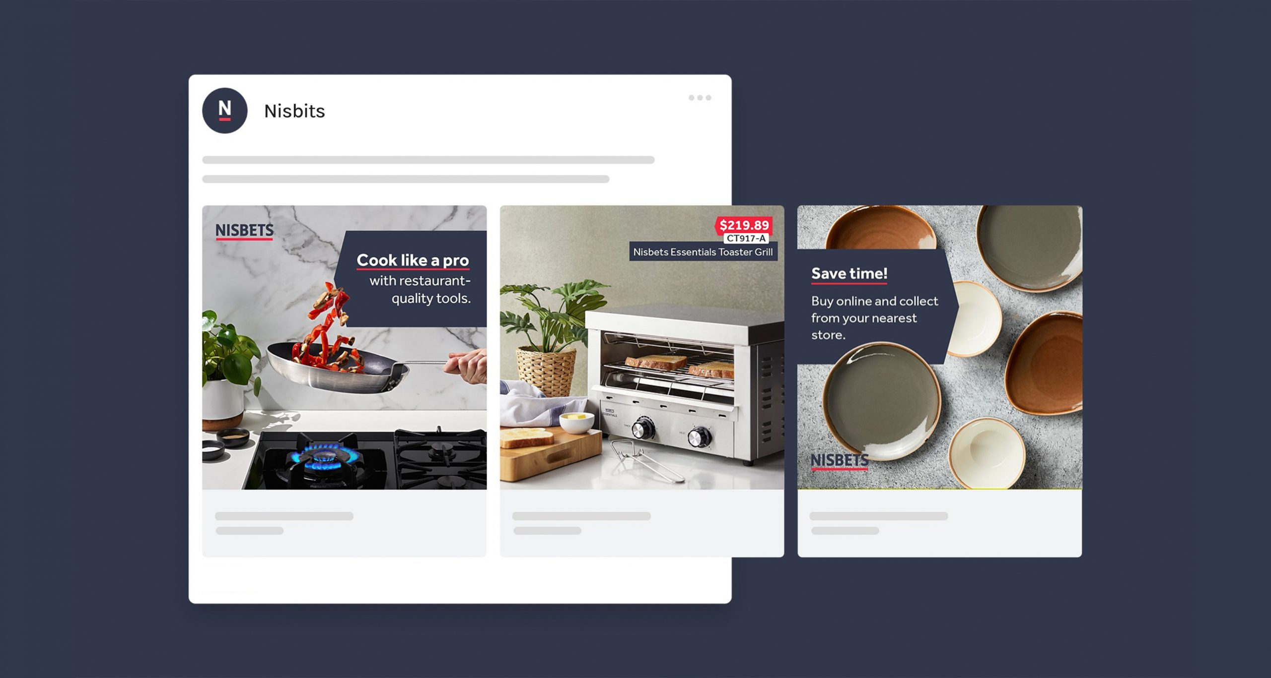Nisbets – B2B Content Strategy gallery